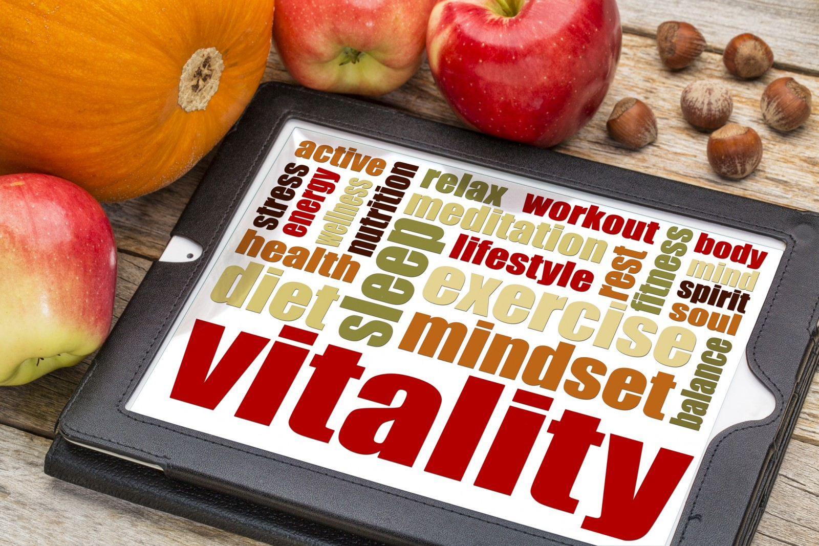 Preserving Your Personal Vitality. Antiaging and exercise